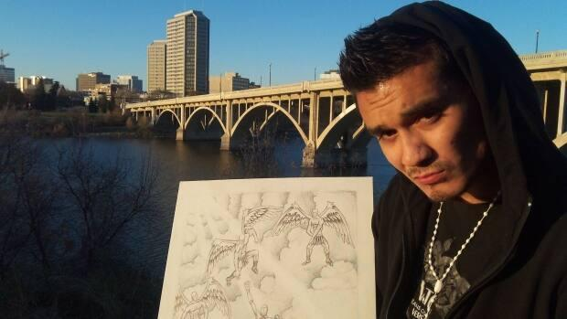 Cory Charles Cardinal is a self-educated artist, writer and prisoner justice advocate incarcerated inside the Saskatoon Provincial Correctional Centre. He is the founder of Inmates for Human Conditions, a group of inmates advocating for better conditions inside Saskatchewan correctional centres.