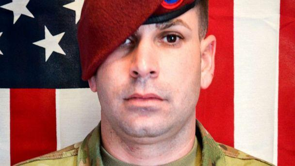 PHOTO: Sgt. 1st Class Elis Angel Barreto Ortiz of Morovis, Puerto Rico, with the 3rd Brigade Combat Team, 82nd Airborne Division was killed in Kabul, Afghanistan, Sept. 5, 2019, by a vehicle borne improvised explosive device. (US Army)