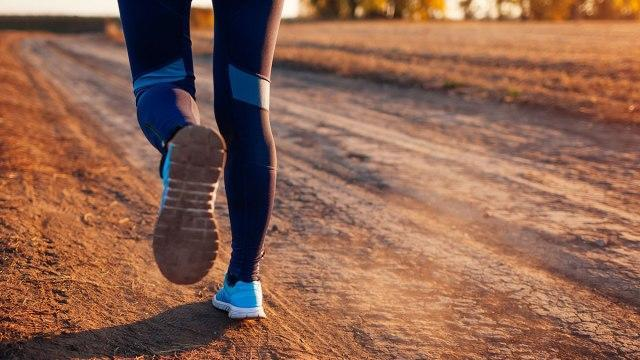 Running for healthy heart