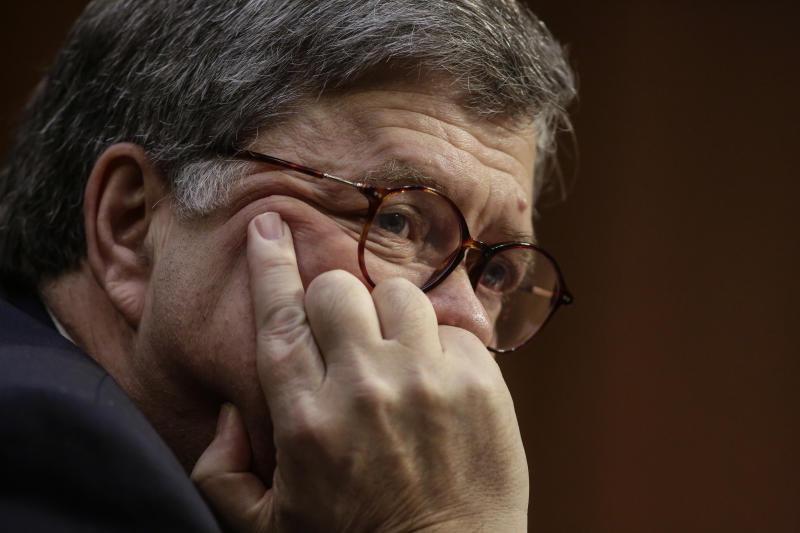 William Barr to Testify Before Congress Today