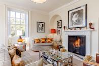 """<p>We love the welcoming <a href=""""https://www.countryliving.com/uk/homes-interiors/interiors/a33965144/interior-design-trends-boost-property-value/"""" rel=""""nofollow noopener"""" target=""""_blank"""" data-ylk=""""slk:interiors"""" class=""""link rapid-noclick-resp"""">interiors</a> here, which are perfect for whiling away a lazy Sunday afternoon. </p><p><strong>Like this article? <a href=""""https://hearst.emsecure.net/optiext/cr.aspx?ID=zsATrj4qAwL7PXfHOfbti0xjie5wOfecvOt8e1A3WvL5x0TsMrTgu8waUpN%2BcCNsV3wq_zCaFTleze"""" rel=""""nofollow noopener"""" target=""""_blank"""" data-ylk=""""slk:Sign up to our newsletter"""" class=""""link rapid-noclick-resp"""">Sign up to our newsletter</a> to get more articles like this delivered straight to your inbox.</strong></p><p><a class=""""link rapid-noclick-resp"""" href=""""https://hearst.emsecure.net/optiext/cr.aspx?ID=zsATrj4qAwL7PXfHOfbti0xjie5wOfecvOt8e1A3WvL5x0TsMrTgu8waUpN%2BcCNsV3wq_zCaFTleze"""" rel=""""nofollow noopener"""" target=""""_blank"""" data-ylk=""""slk:SIGN UP"""">SIGN UP</a></p>"""