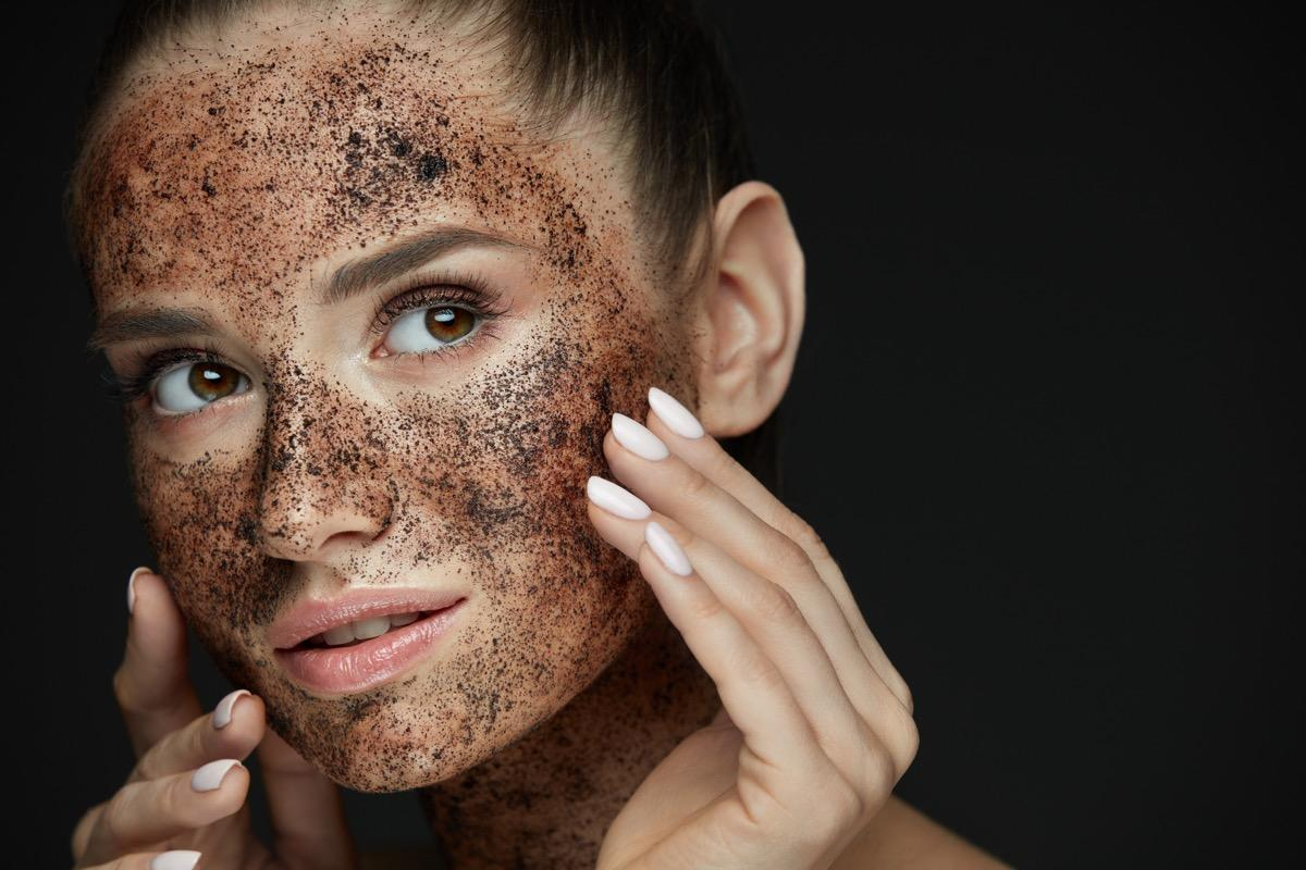 "It's bad practice to scrub your face too aggressively, and that definitely applies to exfoliation, too. Rouleau says exfoliating too harshly or too often can lead to wrinkle-causing inflammation. ""A major cause of aging is chronic and prolonged inflammation,"" she <a href=""https://blog.reneerouleau.com/is-the-clarisonic-brush-harmful-or-helpful-to-the-skin/"" target=""_blank"">writes</a>.  While gently exfoliating a few nights a week is great for your skin, it's a fine line, because going overboard is only going to make you look older. ""Exfoliating more than you need to can cause damage to the skin and a decrease in the health of the protective skin barrier, as well as early signs of aging, like fine lines and dehydration,"" says <strong><a href=""http://www.gfacemd.com"" target=""_blank"">Gretchen Frieling</a></strong>, MD, a triple board-certified dermatopathologist in Boston."