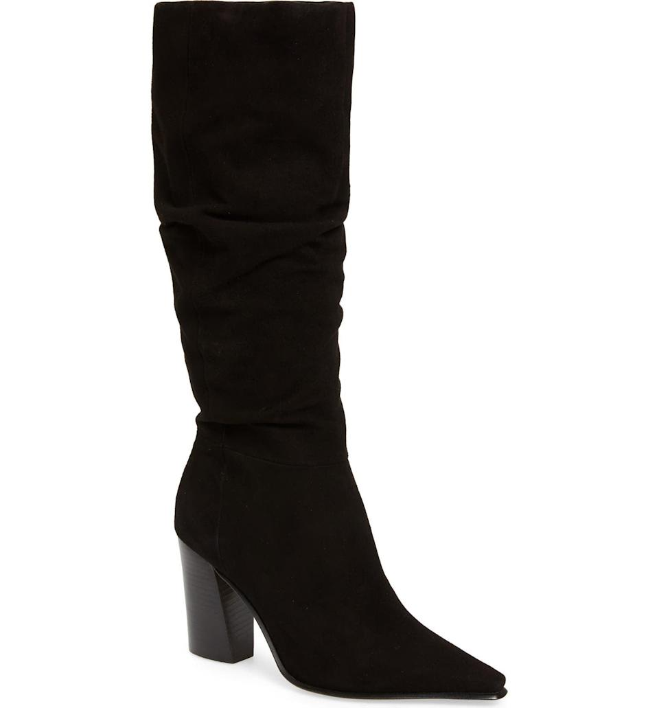 <p><span>Vince Camuto Derika Leather Boot</span> ($95, originally $240)</p>