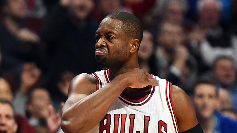 NBA playoffs 2017: Dwyane Wade can't believe Bulls won two in Boston