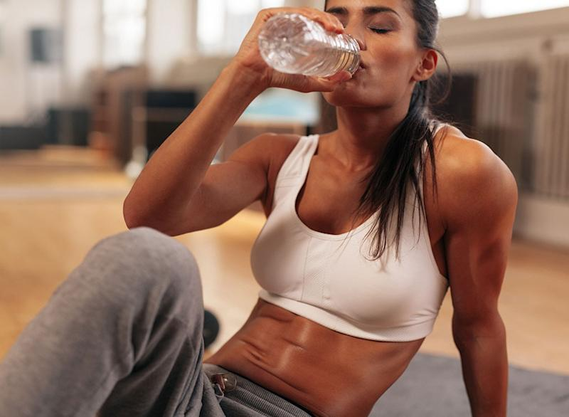Why you cant lose weight drinking water