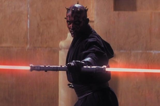 phantom menace darth maul