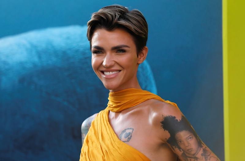 Actress Ruby Rose is opening up about her mental health struggles. (Photo: Reuters/Mario Anzuoni)