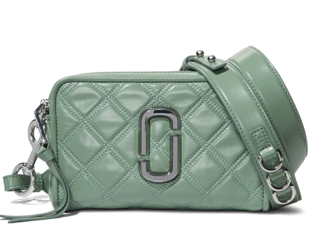 Marc Jacobs The Quilted Softshot bag