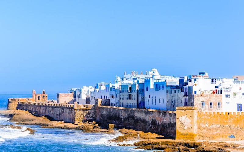 The Moroccan city of Essaouira - GETTY