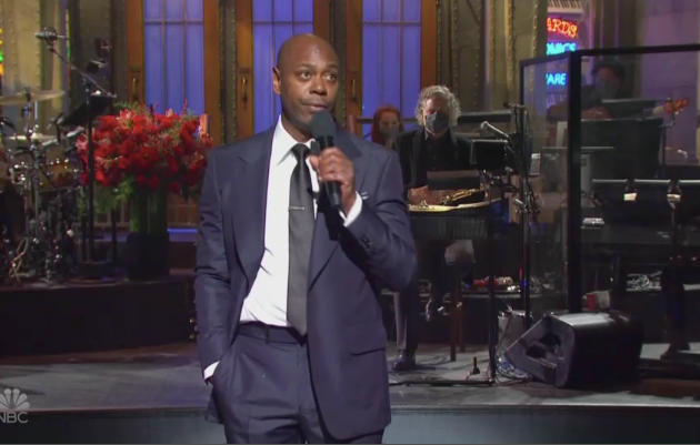Dave Chappelle Talks Trump Covid 19 Mass Shootings In Saturday Night Live Monologue