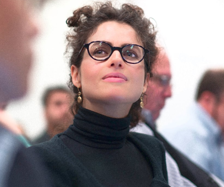 "<p><span>Israeli-born Oxman was born to Israeli-American parents (her father is American) and</span><a rel=""nofollow"" href=""http://www.businessinsider.com/neri-oxman-mit-professor-linked-to-brad-pitt-bill-ackman-2018-4#oxman-who-is-in-her-early-40s-was-born-in-israel-to-architect-parents-4""> <span>completed </span></a><span>mandatory service in the Israeli military. She then spent two years in medical school before eventually switching to architecture. <em>(Photo via Getty)</em></span> </p>"