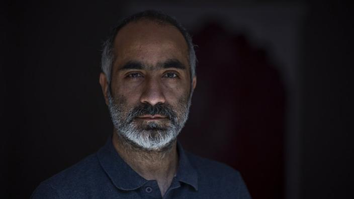 Suhail Naqshbandi quit his job after his newspaper refused to publish his work