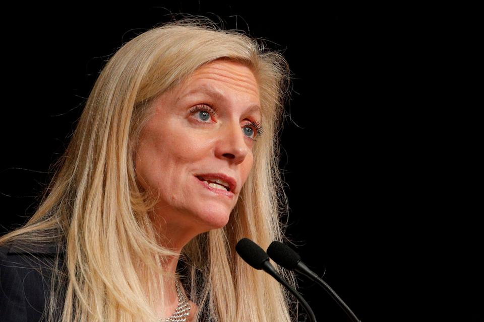 Federal Reserve Board Governor Lael Brainard is being touted in the financial press as a top contender for Biden's Treasury secretary.  (Photo: Brian Snyder / Reuters)