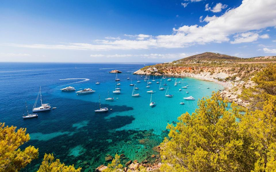 The Balearics promise peace, and parties  - iStock