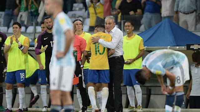 Ahead of March's Brasil Global Tour clash with their 2014 executioners, the Selecao boss says his side are ready to face their demons