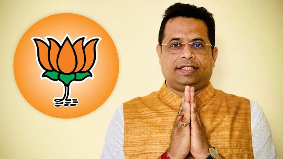 BJP MP withdraws resignation from BJYM post after Shah