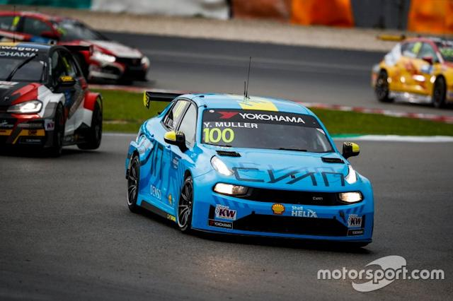 "Yvan Muller, Cyan Racing Lynk & Co 03 TCR <span class=""copyright"">WTCR </span>"