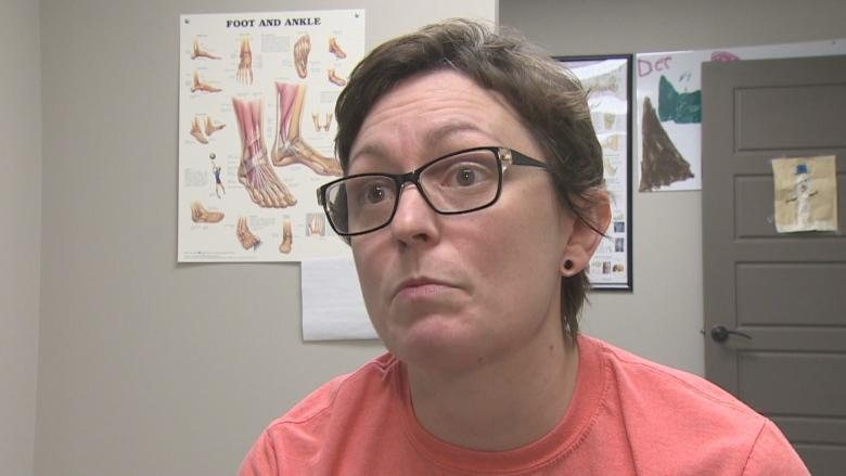 C.B. business owner will give you her orthopedic clinic — if you're the right fit