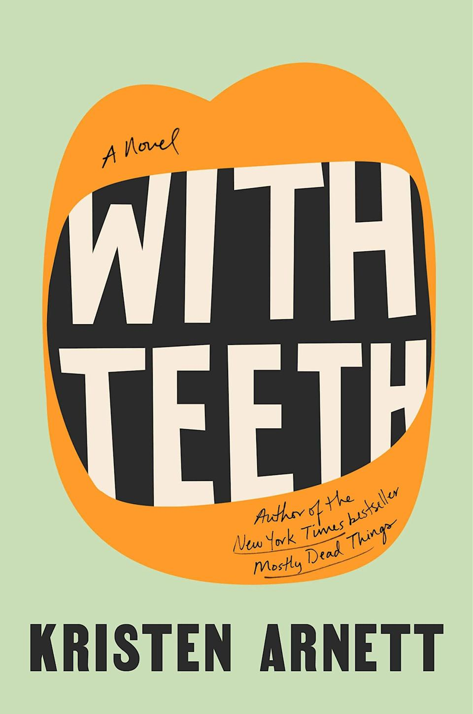 <p>Kristen Arnett's <span><strong>White Teeth</strong></span> delves into the dynamics of a queer family, while shining a light on the complexities of motherhood. Sammie Lucas tries her best to give her son Samson everything he needs, but as he becomes more sullen and dangerous, she begins to resent her unflappable wife Monika and fear for her family's future. </p> <p><em>Out June 1</em></p>