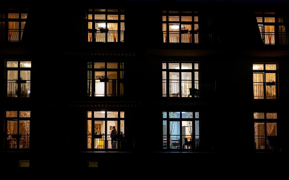 Under hotel quarantine, travellers must not leave their room, nor accept visitors, for the duration of their isolation - Getty