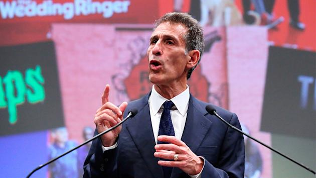 Sony Entertainment CEO Michael Lynton steps down to become Snap Inc chairman