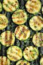 "<p>Grilled zucchini is the absolute best with butter, garlic, Italian seasoning, and lemon juice.</p> <p><strong>Get the recipe:</strong> <a href=""http://damndelicious.net/2015/05/15/grilled-lemon-garlic-zucchini/"" class=""link rapid-noclick-resp"" rel=""nofollow noopener"" target=""_blank"" data-ylk=""slk:grilled lemon garlic zucchini"">grilled lemon garlic zucchini</a></p>"