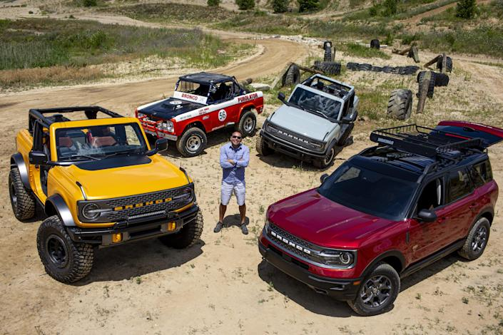 Jiyan Cadiz, a Ford spokesman who launched the Jeep Compass, Patriot and Wrangler when he worked at Fiat Chrysler Automobiles, said the time is right for Ford to carve into the off-road and overland market.