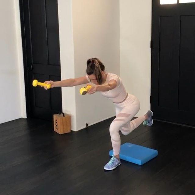 """<p>Not even a super tough workout or a trainer who counts through reps really slowly can keep her down, and here's the proof. Even Jessica's trainer, Ben Bruno, is highly impressed by her commitment to finishing strong. """"Wanna see something crazy? <a href=""""https://www.instagram.com/jessicabiel/"""">@jessicabiel</a> does skater squats with 8 second eccentrics for sets of 6 reps. This is just nuts,"""" Bruno <a href=""""https://www.instagram.com/p/Bxsa3Z-BwAU/?utm_source=ig_embed"""" target=""""_blank"""">wrote on his own IG</a>. """"This isn't something we did one time for the video either; this was her third set and I have her do these routinely. It's really a wonder she hasn't fired me yet."""" </p><p><a href=""""https://www.instagram.com/p/BxsKPJjF_Mx/?utm_source=ig_embed&utm_campaign=loading"""">See the original post on Instagram</a></p>"""