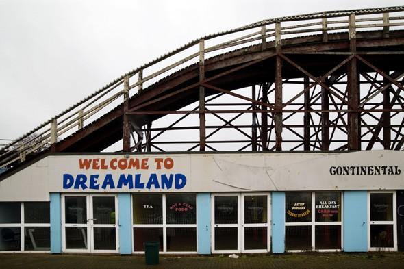 Wayne Hemingway to revive historic theme park in Kent