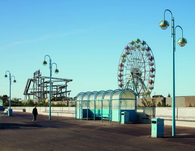 The Skegness Esplanade and Tower Gardens in Lincolnshire (Patricia Payne/Historic England/PA)