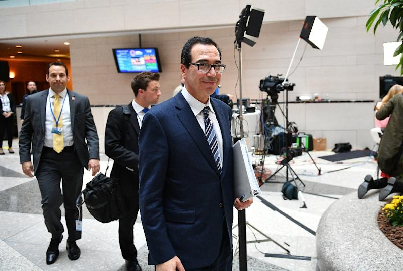US Treasury Secretary Steven Mnuchin says a final decision will be made by May 6, 2019, on whether or not to comply with Democrats' request to turn over President Donald Trump's tax returns