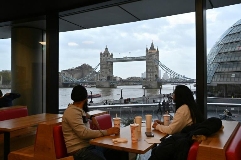 Restaurants are among the businesses which will have to close again in Britain from Thursday, except for takeout service