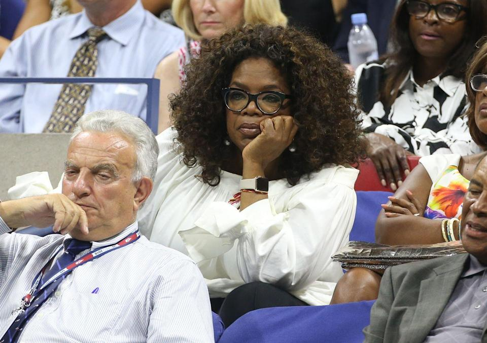 <p>Not one of Oprah's fave things.</p>