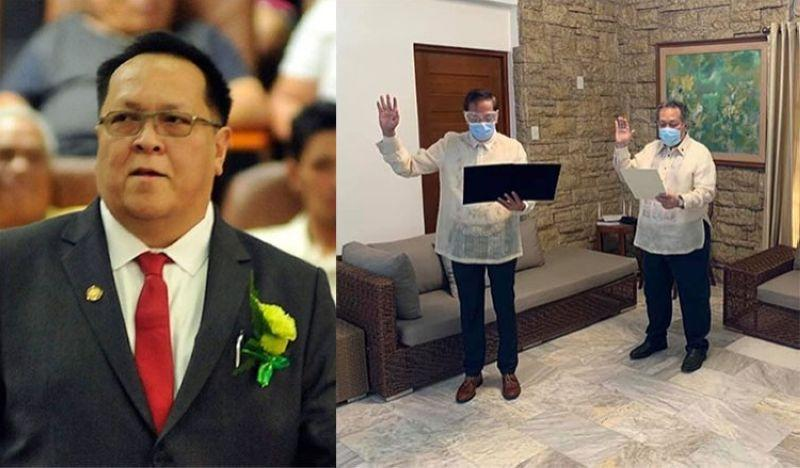 Bzzzzz: James Cuenco assumes his dad's post, is two-time returnee to Cebu City Council