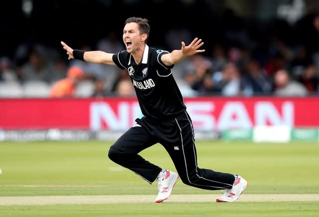 Trent Boult believes New Zealand have all bases covered in the fast bowling department (Nick Potts/PA)