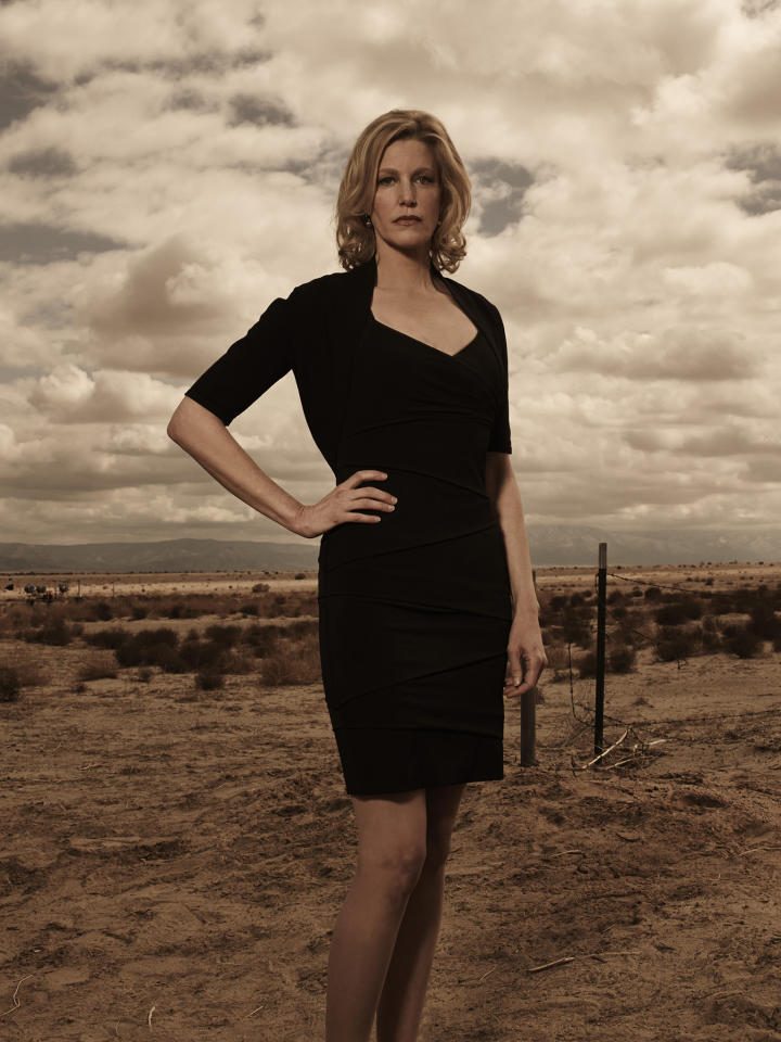 "Skyler White (Anna Gunn) in ""Breaking Bad"" Season 5."