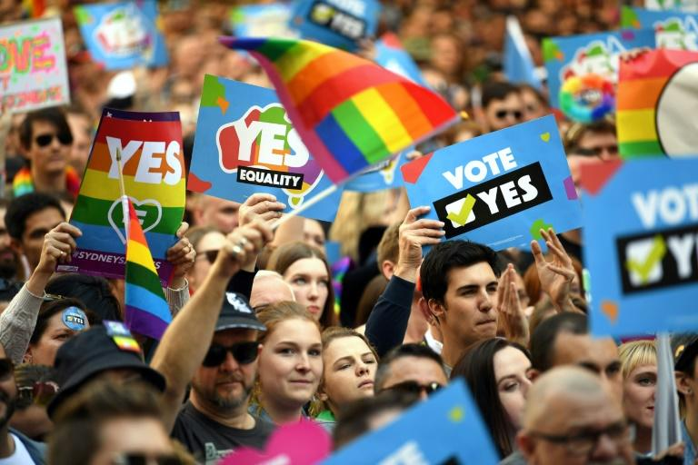 Ballots have been dispatched to some 15 million Australians, with the voluntary poll due kick off Tuesday and close on November 7, with the result out later that month