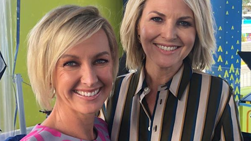 The Block host Scott Cam thinks Today show hosts Deborah Knight and Georgie Gardner would be a dream team on the renovation reality show on Channel Nine