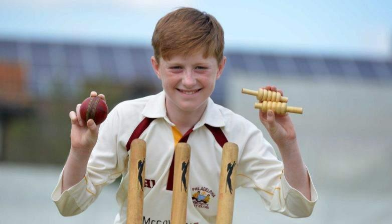 <p>August 13 (CRICKETNMORE) - Something strange happened in England's local cricket which is not seen everyday when a 13-year-old school boy Luke Robinson has taken six wickets in six balls and all of them clean bowled.</p>
