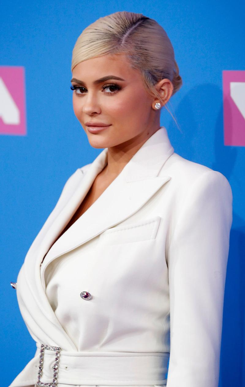 2018 MTV Video Music Awards - Arrivals - Radio City Music Hall, New York, U.S., August 20, 2018. - Kylie Jenner. REUTERS/Andrew Kelly (Photo: Andrew Kelly / Reuters)
