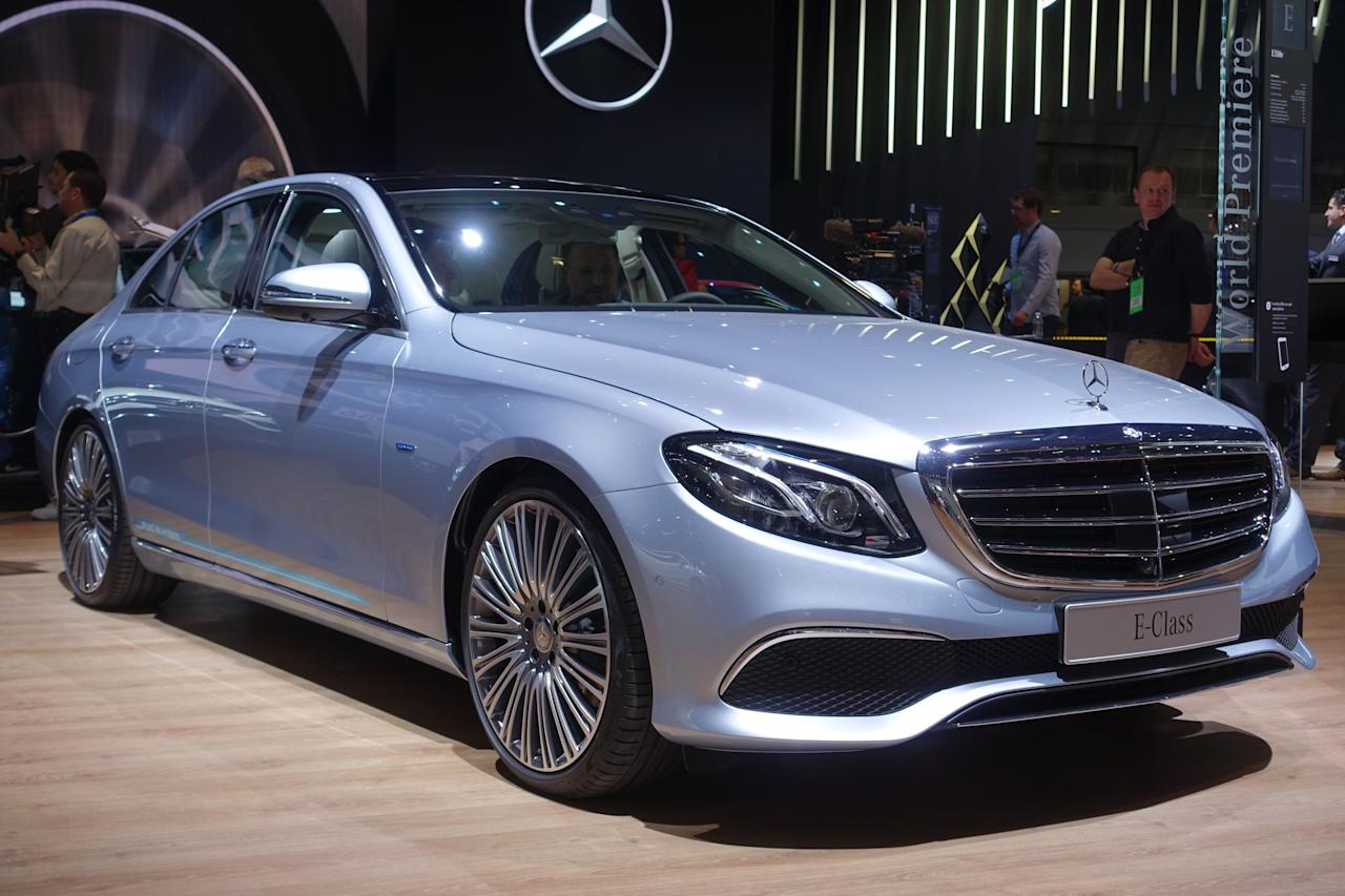 The most important cars of the 2016 detroit auto show for How long does it take to build a mercedes benz
