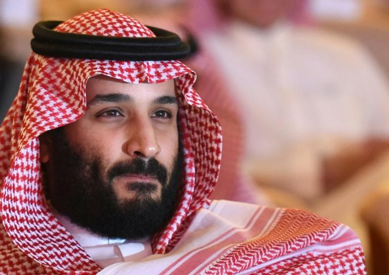 An October 24, 2017 picture of Saudi Crown Prince Mohammed bin Salman