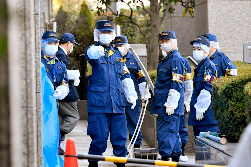 American Stabs Japanese Wife to Death in Tokyo Court During Heated Divorce Drama