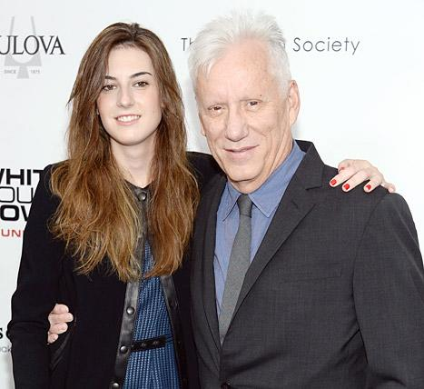 James Woods, 66, Debuts New Girlfriend Kristen Bauguess, 20: Picture