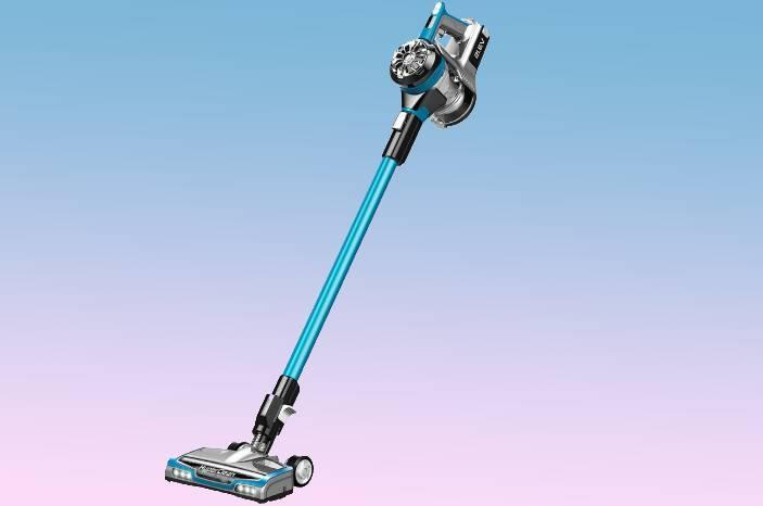 This Eureka stick vacuum is 42 percent off — today only. (Photo: Amazon)