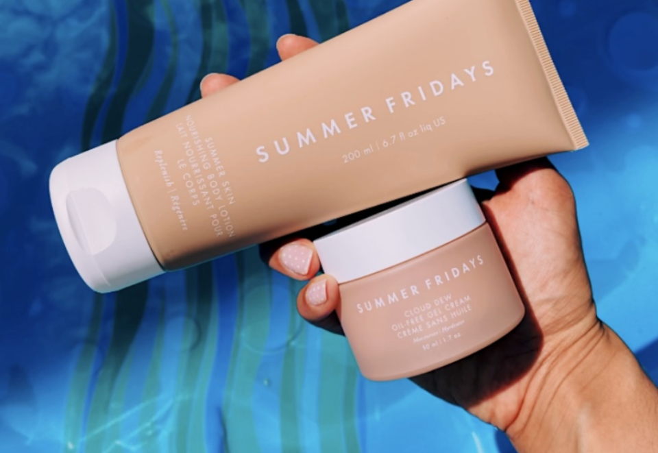 Anastasia Barbuzzi put these two Summer Fridays products to the test.