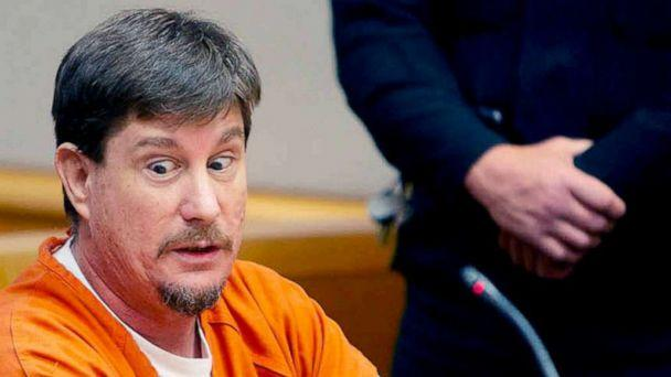 PHOTO: Michael Drejka is seen in a Clearwater courtroom after being sentenced, Oct. 10, 2019 in Florida. (John Pendygraft/Tampa Bay Times via ZUMA Wire)
