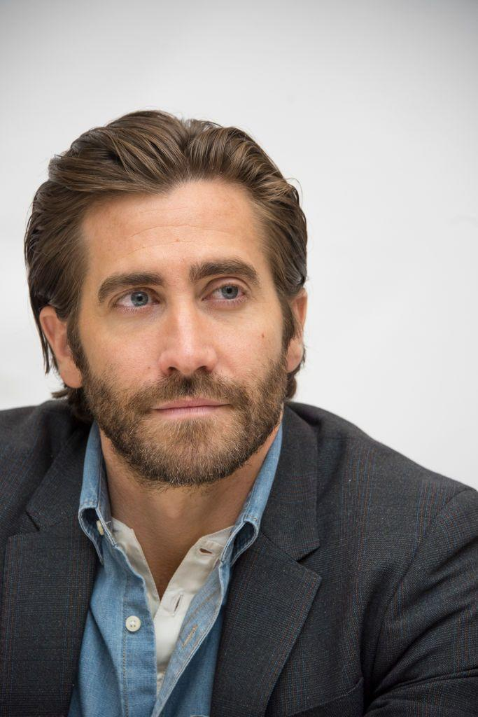 <p>It's like his hair, eyebrows, and beard are one perfectly groomed set. Where can we buy in?</p>
