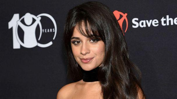 PHOTO: Camila Cabello at the Save the Children's 'The Centennial Gala: Changing the World for Children' event in New York. (Evan Agostini/Invision/AP, FILE)