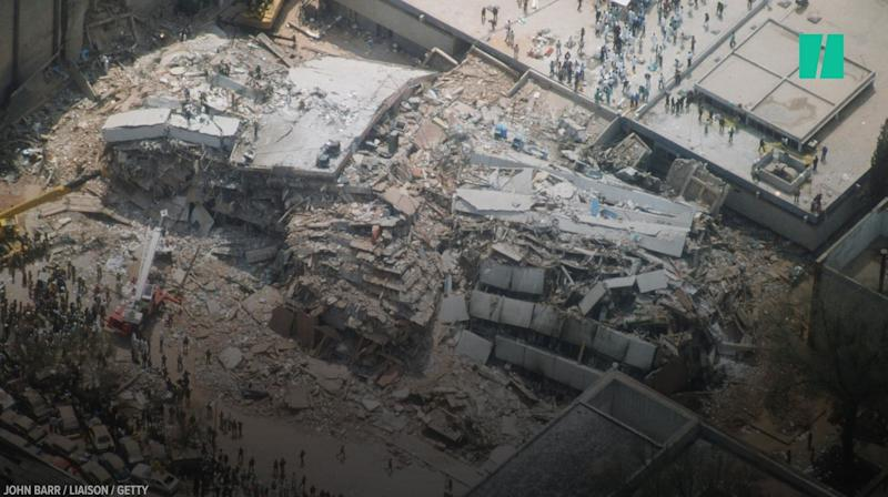 How Mexico City's Unique Location Dangerously Amplifies Earthquakes
